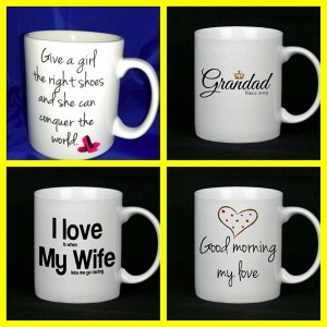 Mugs By Gallery Gifts