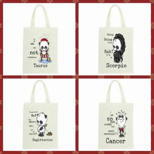Pandamonium Tote Bags By Gallery Gifts