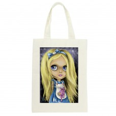 Tattooed Alice Tote Bag