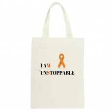 MS Awareness Tote (I Am Unstoppable)