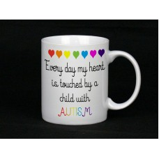 Autism Awareness, Mug (Every Day)