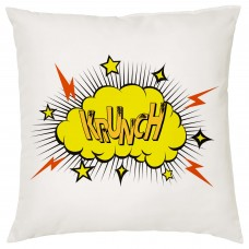 KRUNCH, Comic Book Decorative Cushion
