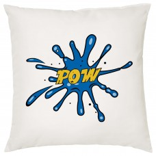 POW, Comic Book Decorative Cushion