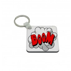 BOOM, Comic Book Key Ring