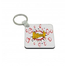 KABOOM, Comic Book Key Ring