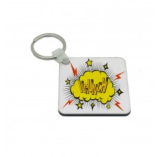 KRUNCH, Comic Book Key Ring