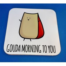 Gouda Morning Coaster