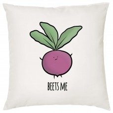 Beets Me Decorative Cushion