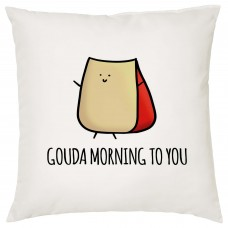 Gouda Morning Decorative Cushion