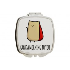 Gouda Morning Mirror Compact