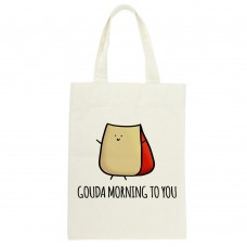 Gouda Morning Tote Bag