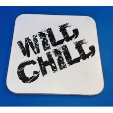 Wild Child Decorative Coaster