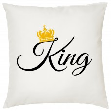 King Decorative Cushion