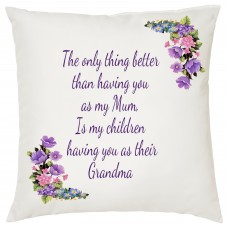 Grandma Decorative Cushion
