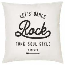 Let's Dance, Decorative Cushion