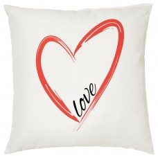 Love Heart, Decorative Cushion