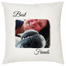 Double Sided Personalised Photo Cushion