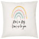 Scandi Rainbow Hug Pillow