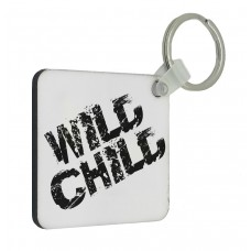 Wild Child Key Ring