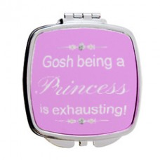 Gosh being a Princess is exhausting! Mirror Compact