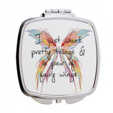 Pretty Things & Fairy Wings, Mirror Compact