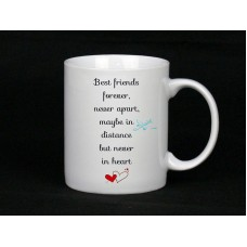 Best Friends Ceramic Mug