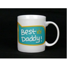 Best Daddy Ceramic Mug