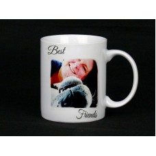 Personalised Photo Mug, Ceramic Mug