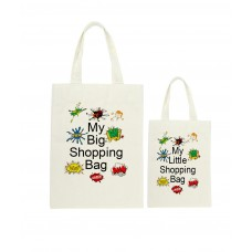 Mummy & Me Comics Tote Bag