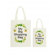 Mummy & Me Busy Bees Tote Bag