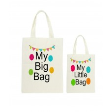 Mummy & Me Balloons & Bunting Tote Bag