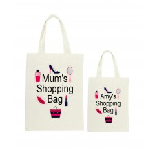Mummy & Me Cosmetics Tote Bag