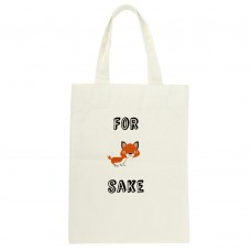 For Fox Sake Tote Bag