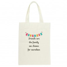 Friends Are The Family We Choose For Ourselves, Tote Bag