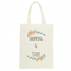 Shopping And Stuff Tote Bag