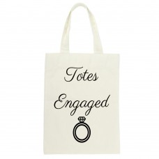 Totes Engaged, Tote Bag