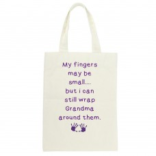 My Fingers May Be Small, Tote Bag