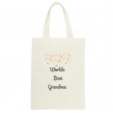 Worlds Best Grandma Tote Bag