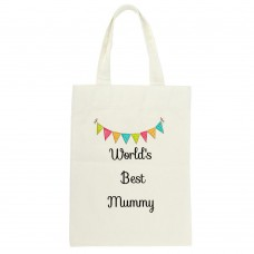 Worlds Best Mum/Mummy, Tote Bag