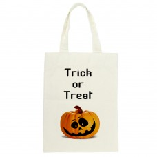 Trick Or Treat Pumpkin Tote Bag