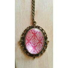 Katie Pendant With 24 Inch Chain