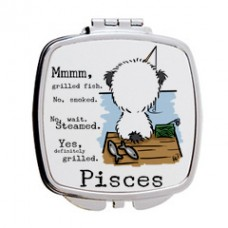 Pisces Mirror Compact