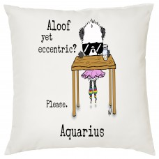 Aquarius Decorative Cushion