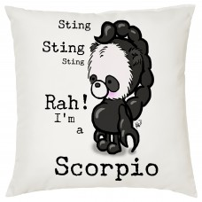 Scorpio Decorative Cushion