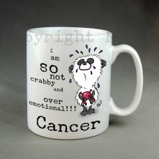 Cancer Ceramic Mug