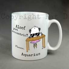 Aquarius Ceramic Mug