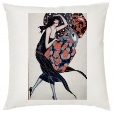 Shopping Spree Decorative Cushion