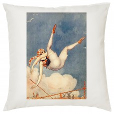 High Jump Decorative Cushion