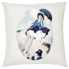 Fly Away Decorative Cushion