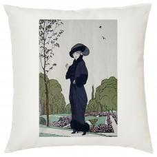 Walk In The Park Decorative Cushion